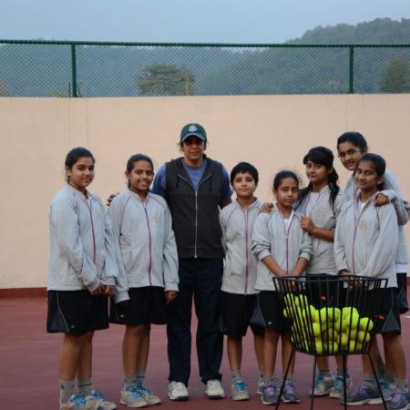 Tennis Camp by National Champion Sohini Kumari