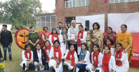 'Anugoonj' Held At Dps Dehradun