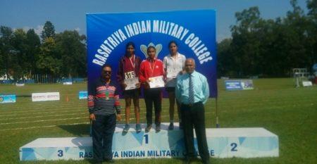 Dehradun District Athletic Meet 2019