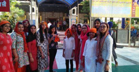 Visit to Paonta Sahib Gurudwara